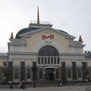 Железнодорожные вокзалы Магдагачи
